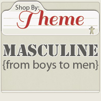 Shop by: MASCULINE