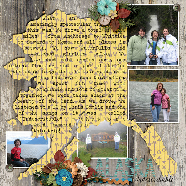 Layout by Tammy