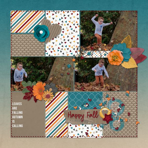Layout by Debora