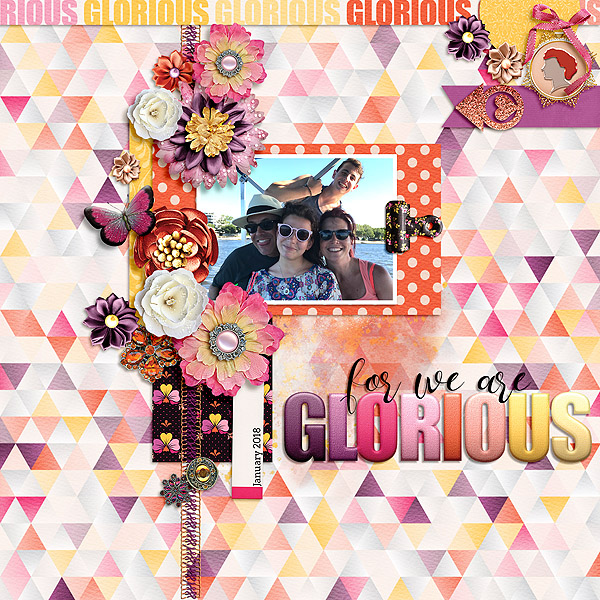 Layout by Jo