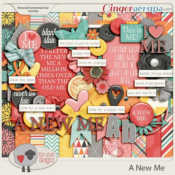 A New Me Kit by Luv Ewe Designs