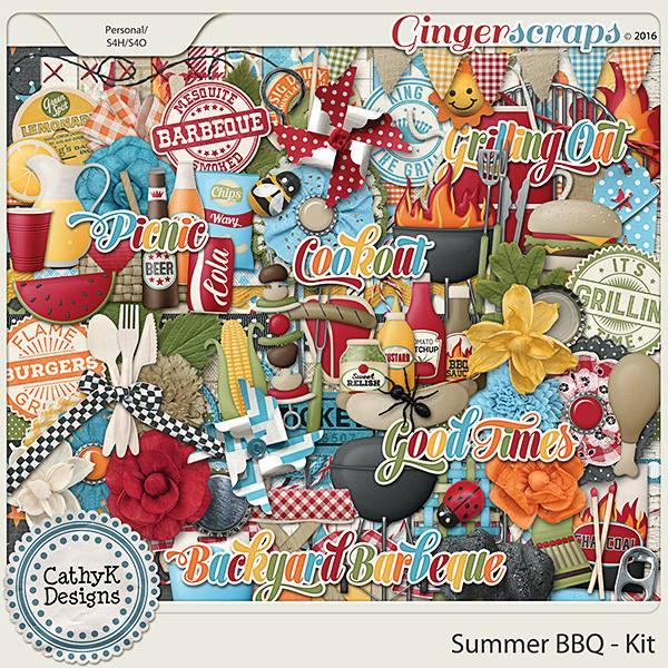Summer BBQ - Kit