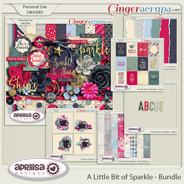 A Little Bit Of Sparkle - Bundle