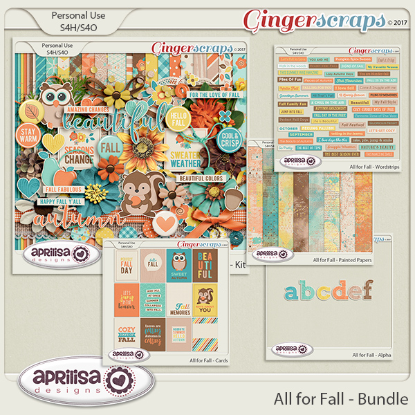All For Fall - Bundle
