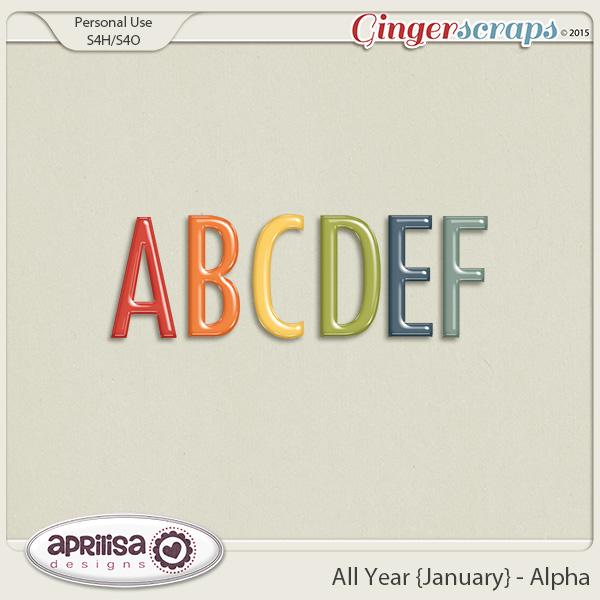 All Year {January} - Alpha
