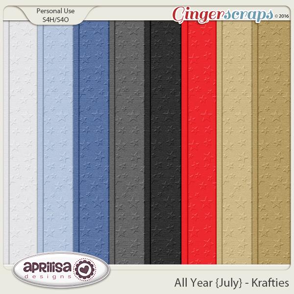 All Year {July} - Krafties