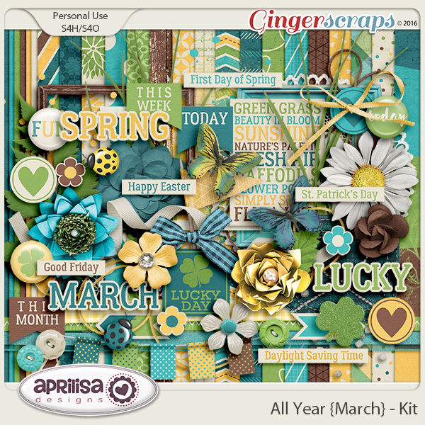 All Year {March} - Kit
