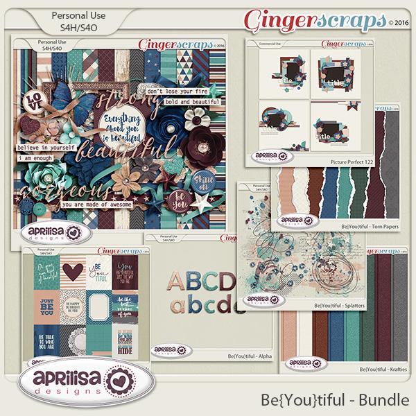 Be{You}Tiful - Bundle by Aprilisa Designs