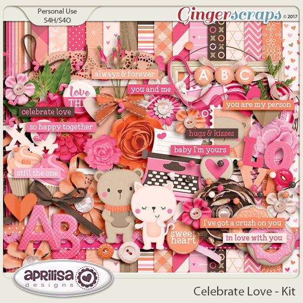 Celebrate Love - Kit