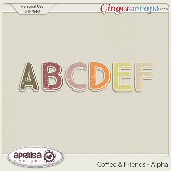 Coffee & Friends - Alpha