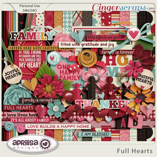 Full Hearts - Kit