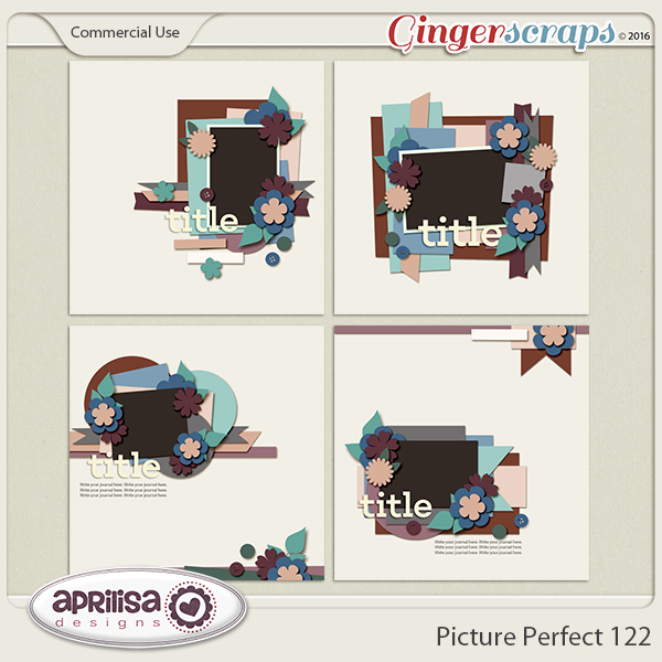 Picture Perfect 122 by Aprilisa Designs