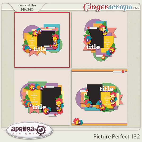 Picture Perfect 132 by Aprilisa Designs