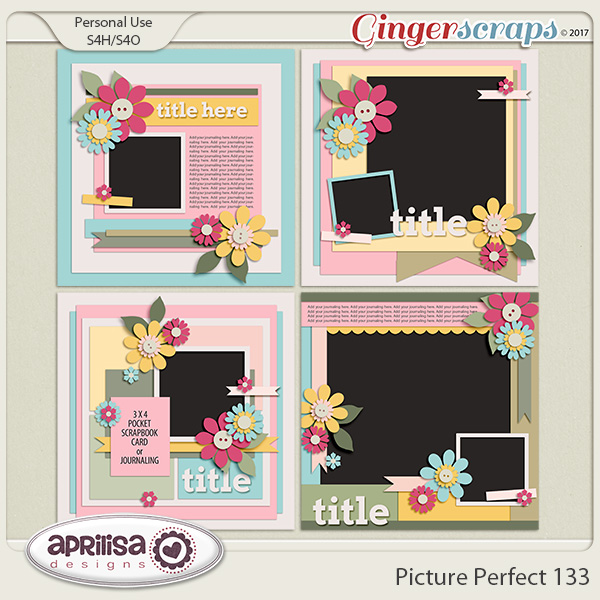 Picture Perfect 133 by Aprilisa Designs