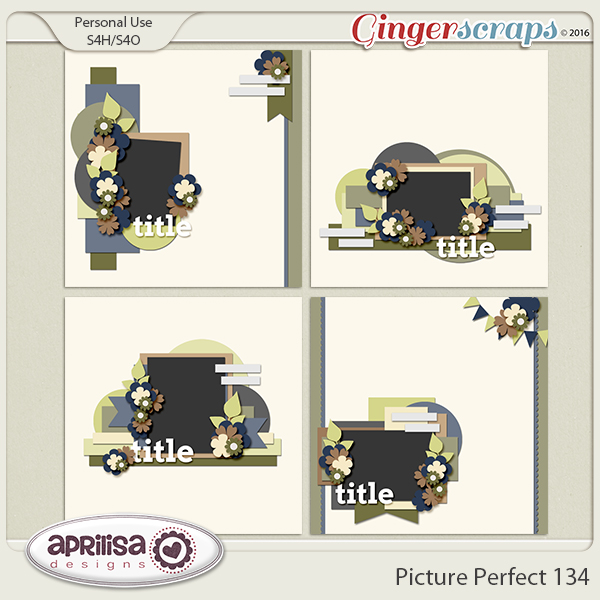 Picture Perfect 134 by Aprilisa Designs