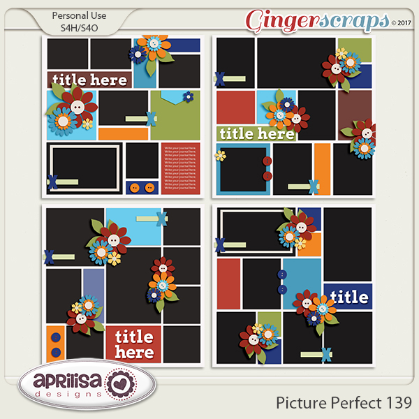 Picture Perfect 139 by Aprilisa Designs