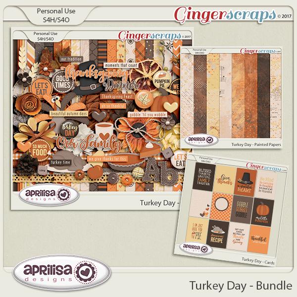 Turkey Day - Bundle