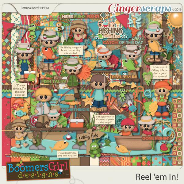 Reel 'em In! by BoomersGirl Designs