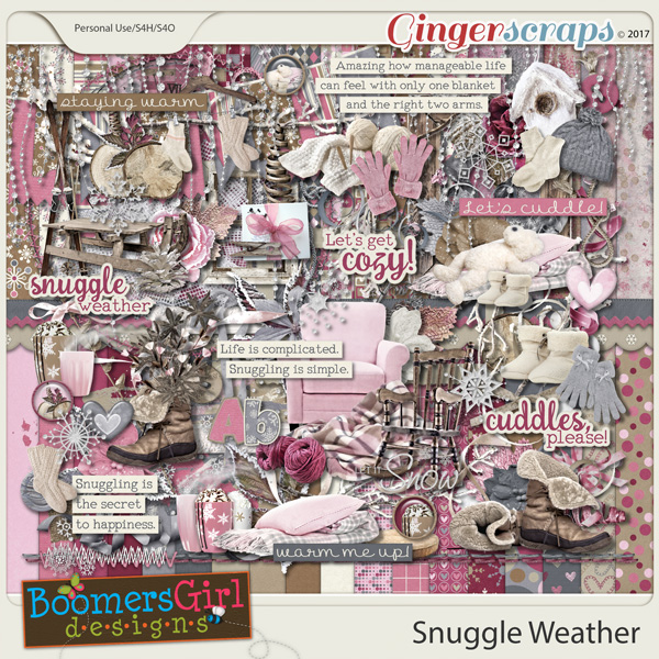 Snuggle Weather by BoomersGirl Designs