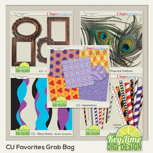 CU Favorites Grab Bag