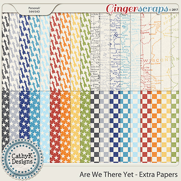Are We There Yet - Extra Papers
