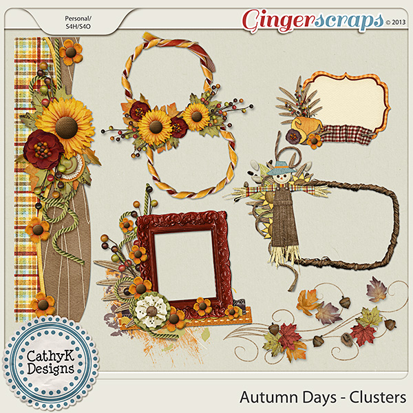 Autumn Days Clusters