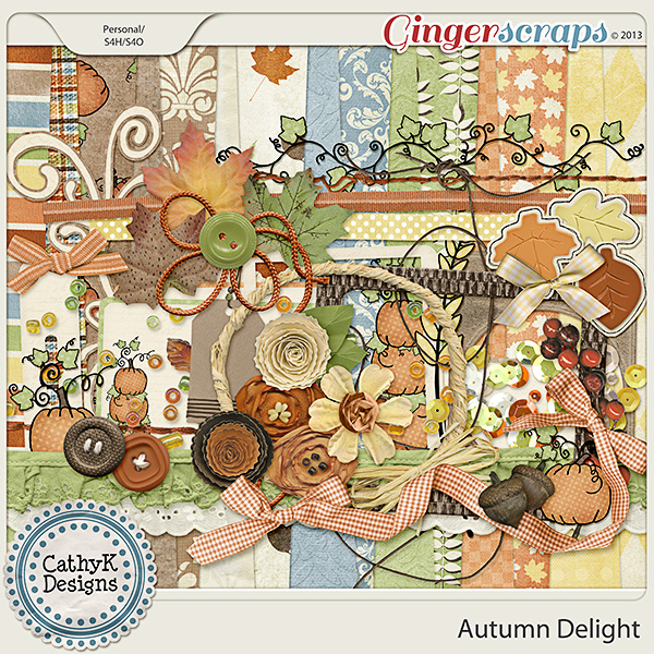 Autumn Delight Kit