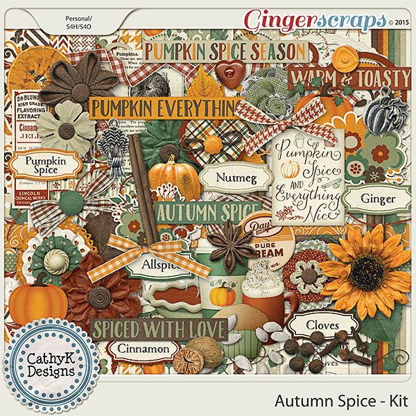 Autumn Spice - Kit
