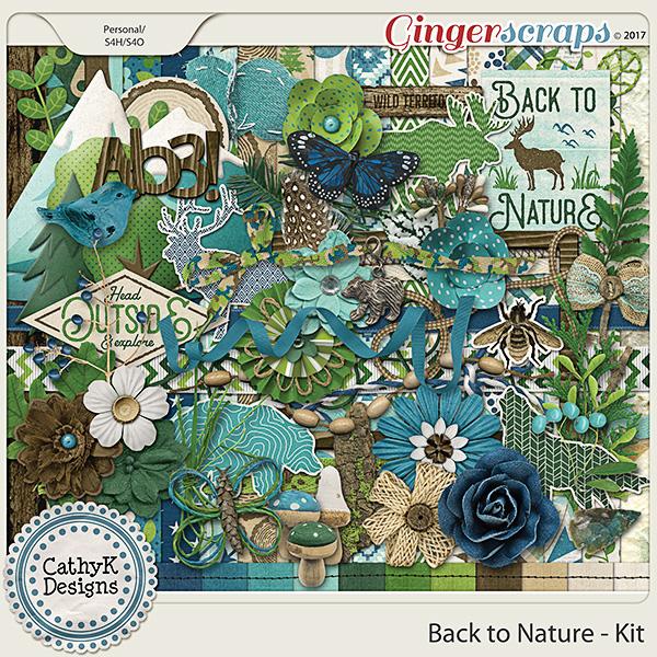 Back to Nature - Kit