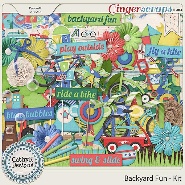 Backyard Fun - Kit