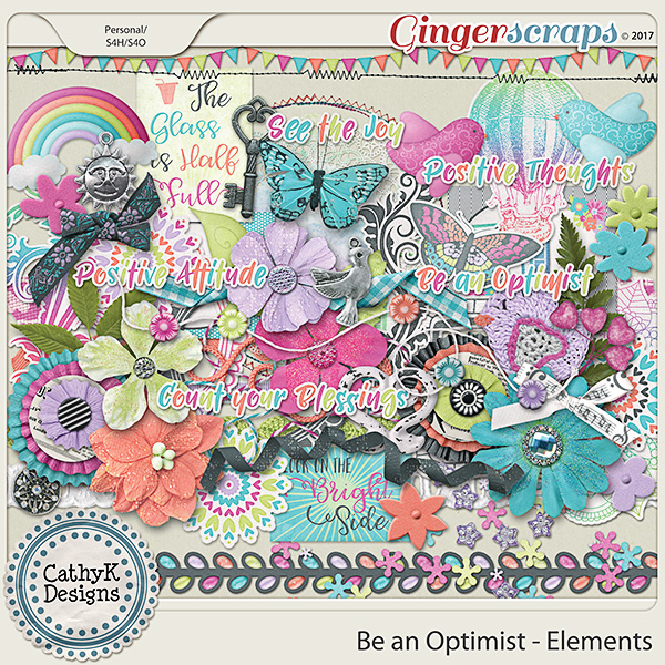 Be an Optimist - Elements