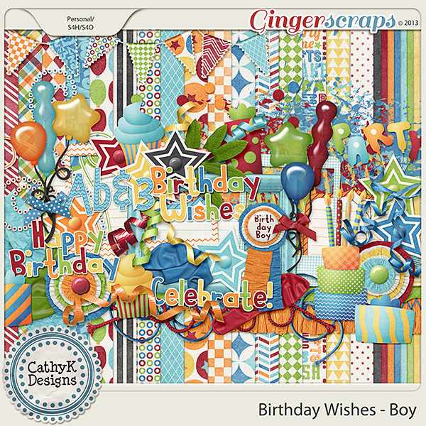 Birthday Wishes - Boy