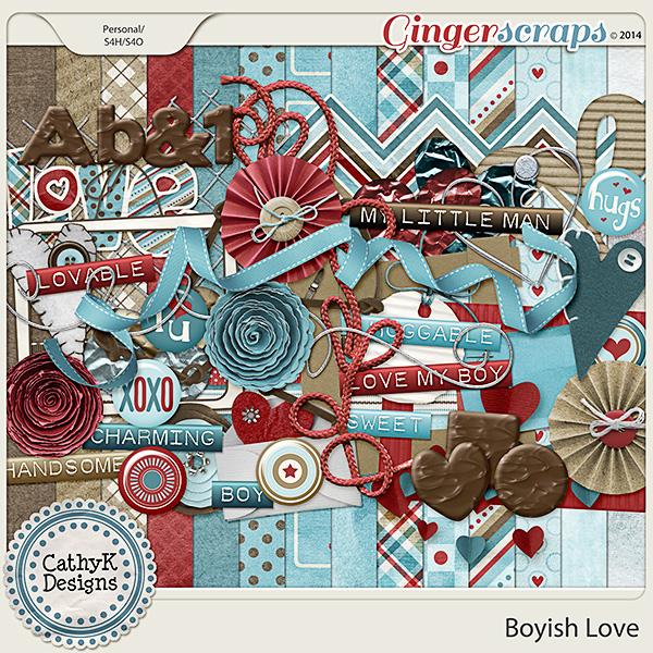 Boyish Love