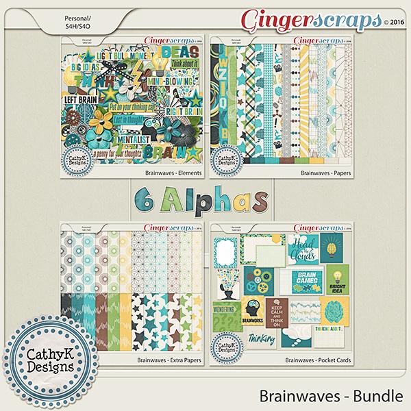 Brainwaves - Bundle