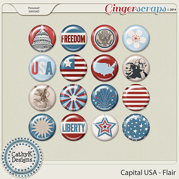 Capital USA - Flair