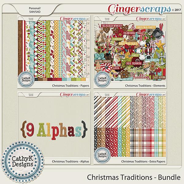Christmas Traditions - Bundle