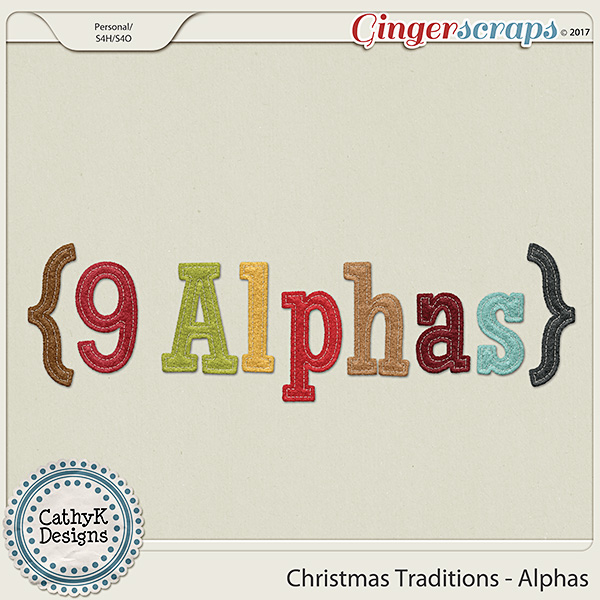 Christmas Traditions - Alphas