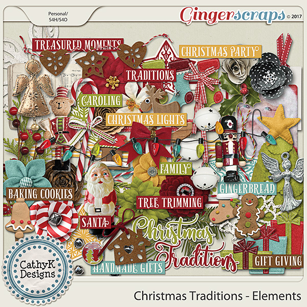 Christmas Traditions - Elements