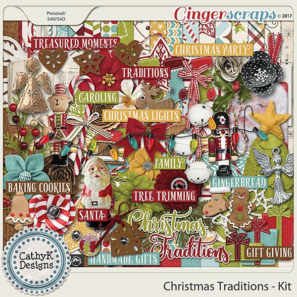 Christmas Traditions - Kit