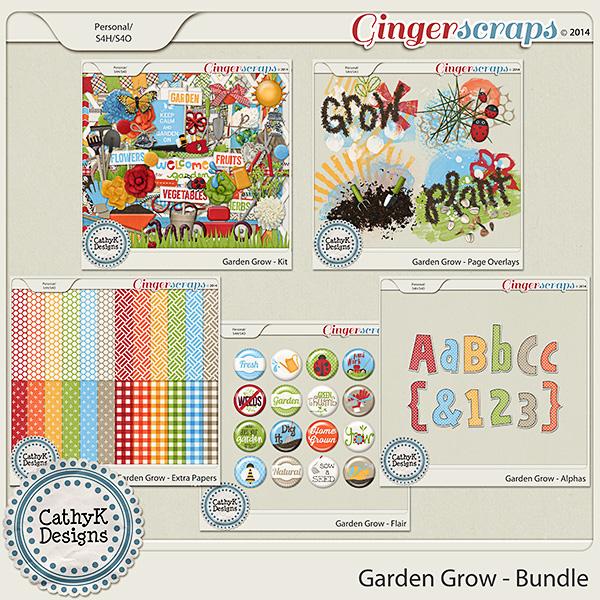 Garden Grow - Bundle