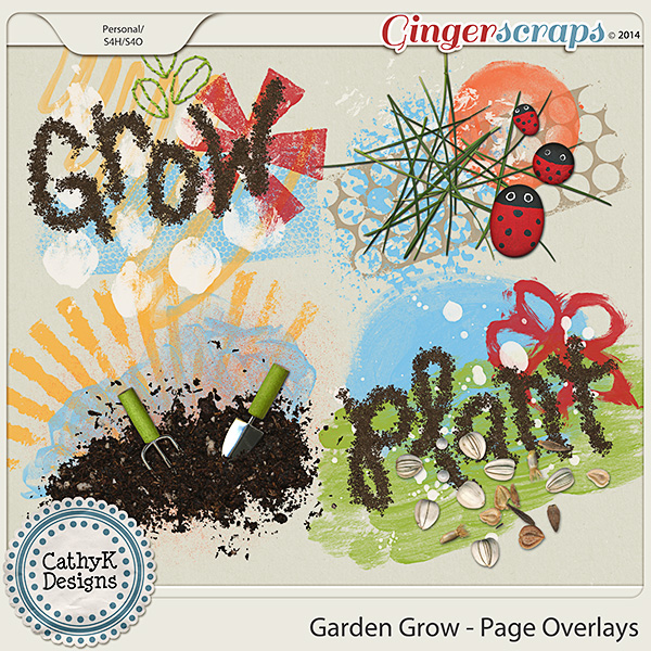 Garden Grow - Page Overlays