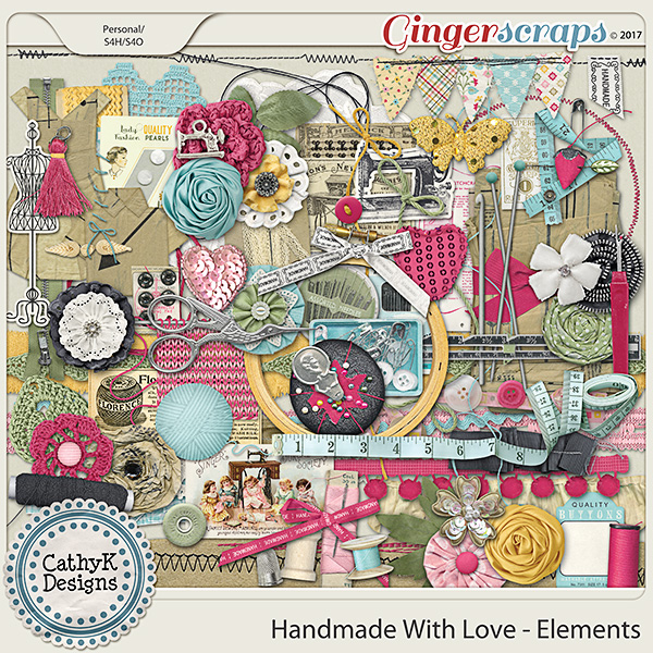 Handmade with Love - Elements