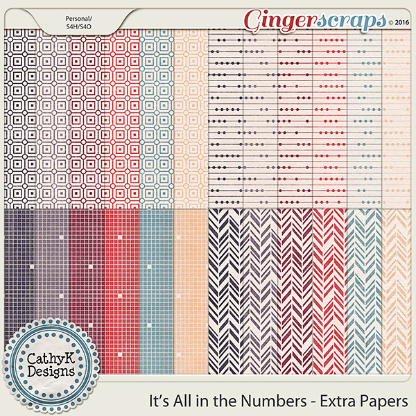 It's All in the Numbers - Extra Papers