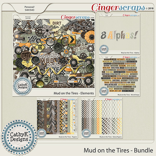 Mud On The Tires - Bundle
