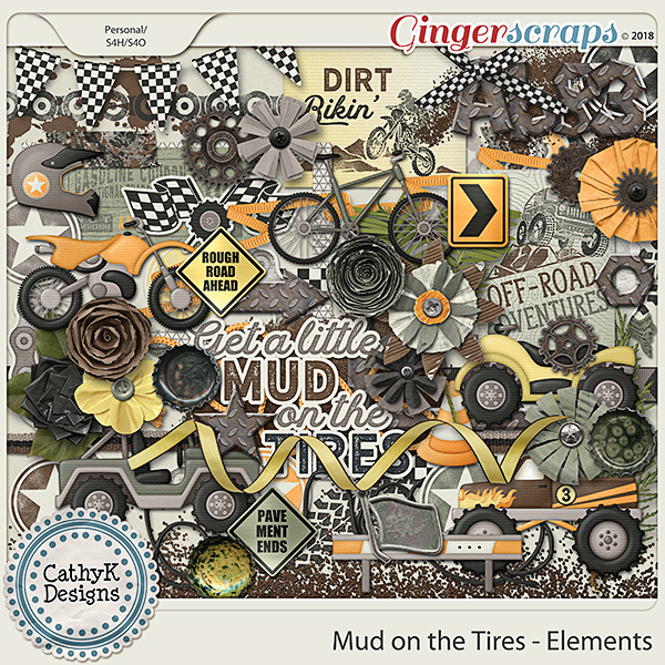 Mud On The Tires - Elements