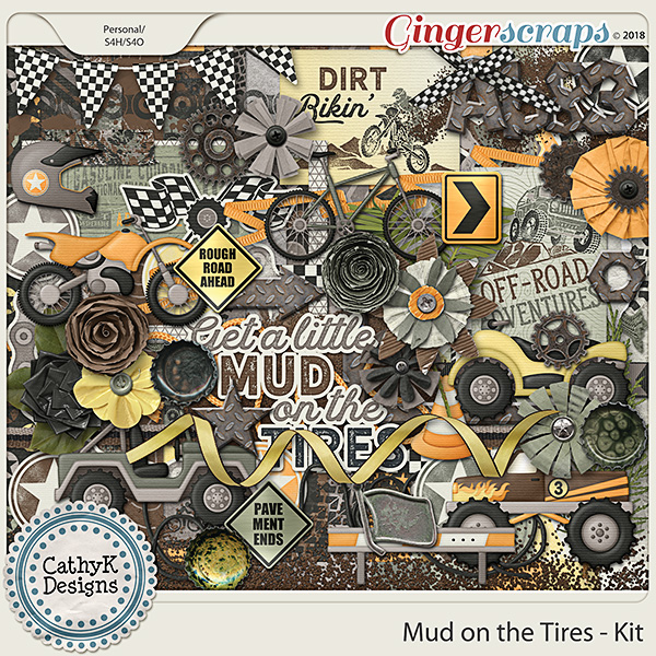 Mud On The Tires - Kit