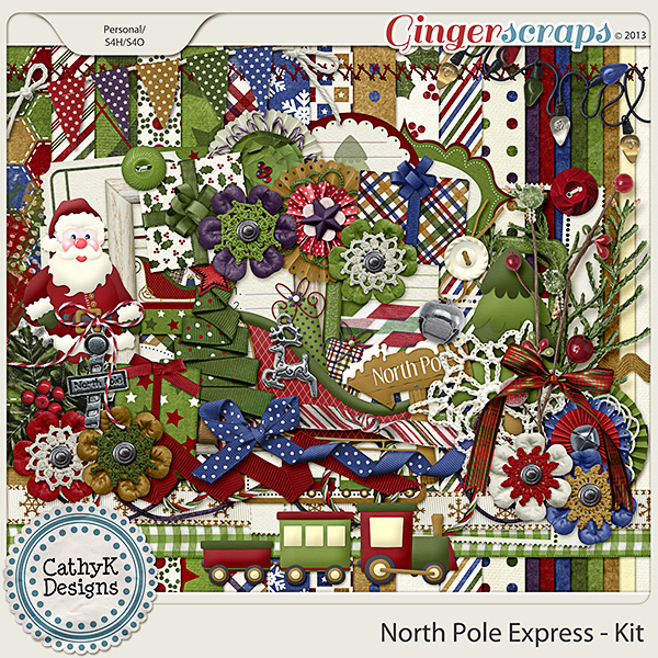 North Pole Express - Kit