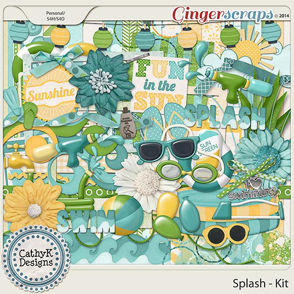 Splash - Kit