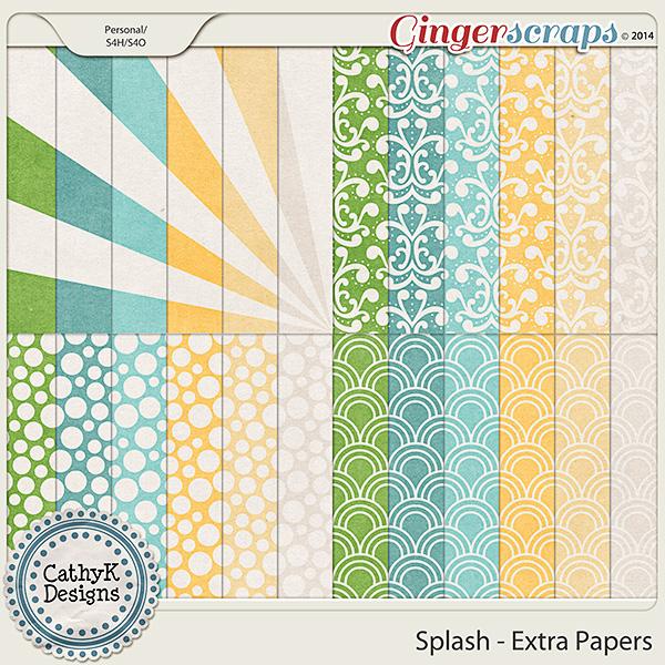 Splash - Extra Papers