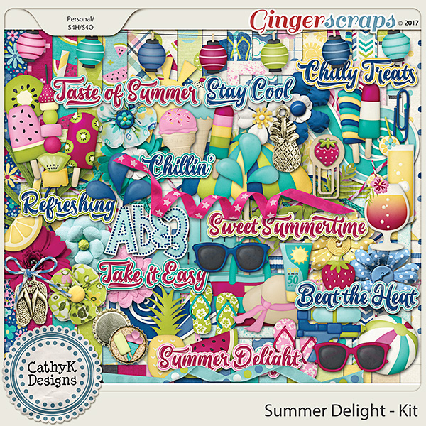 Summer Delight - Kit
